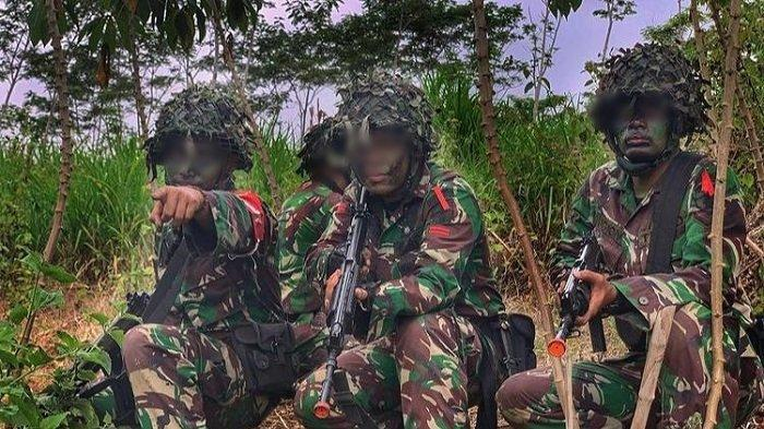 Pasukan Macan Kumbang TNI Berangkat ke Papua untuk tumpas KKB. Dikenal hebat buru teroris.