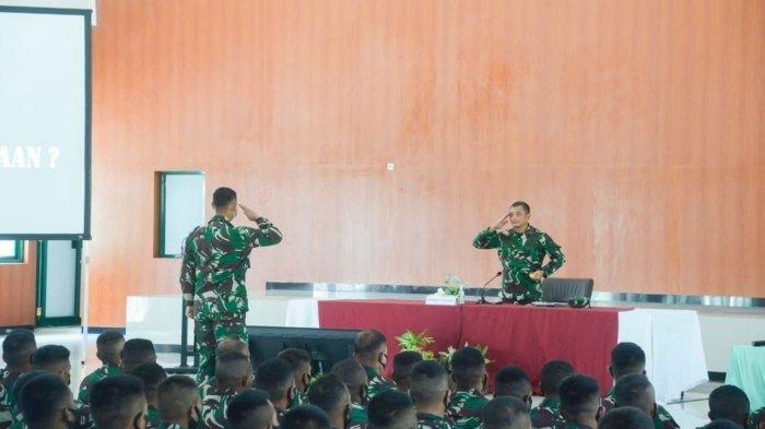 pasukan Raider Khusus 751/VJS yang disiapkan untuk berhadapan dengan KKBPapua yang semakin beringas di tanah Cendrawasih.