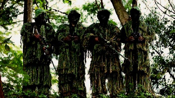 Pasukan Setan TNI AD dikirim untuk tumpas teroris KKB Papua. Ini kehebatannya.