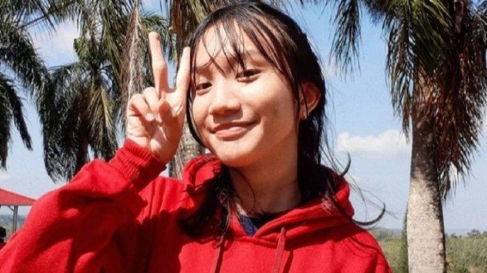 Patricia Angel Soteria Tarigan, mahasiswi Universitas Kristen Indonesia Tomohon