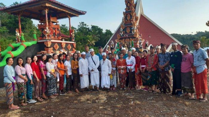 Patut Dicontoh, 3 Agama di Kabupaten Ini Gelar Ibadah Subuh Secara Berdampingan