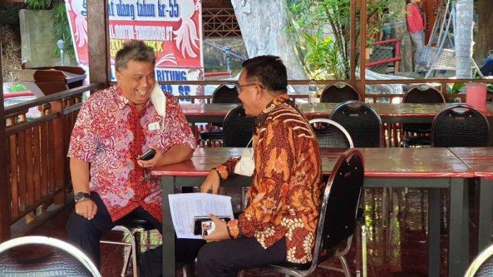 Ketua Asprov PSSI Sulut Paul Nelwan, Kaget Dengar Berita Leo Soputan Meninggal