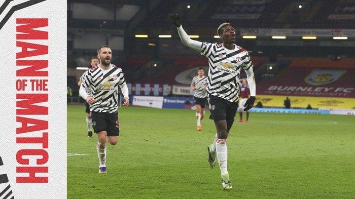 KOMENTAR Paul Pogba Setelah Manchester United Kalahkan Burnley: Jalan Masih Panjang