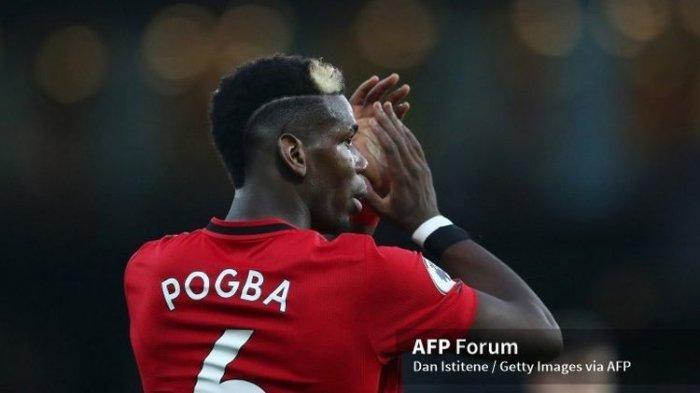 Hasil Liga Inggris Fulham vs Manchester United, Paul Pogba Gemilang,  Red Devil Kembali ke Puncak