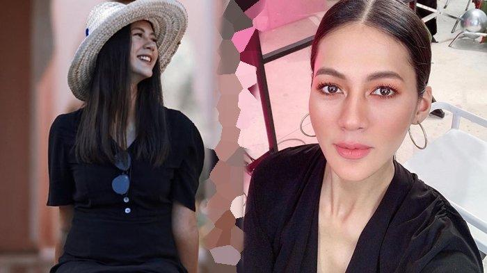 Istri Baim Wong Tampil Cantik Dengan Wajah Tanpa Make Up, Kepergok Tenteng Tas Puluhan Juta Rupiah