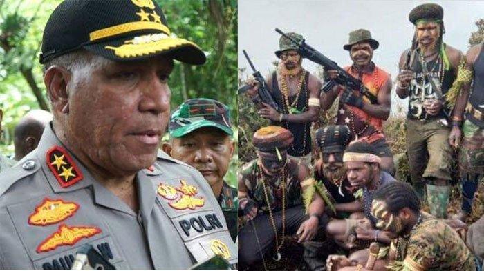 SOSOK Irjen Paulus Waterpauw, Dapat Tugas Khusus dari Kapolri Listyo Sigit Tumpas KKB Papua
