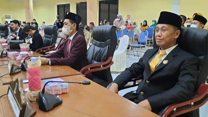 Prosesi PAW 2 Aleg di DPRD Bolmong