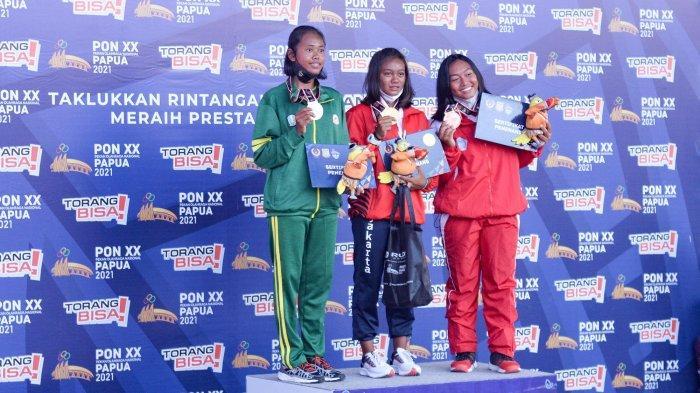Layar Sumbang Medali untuk Sulut, Alifah Aurelia Raih Perunggu Nomor Techno Putri PON XX Papua