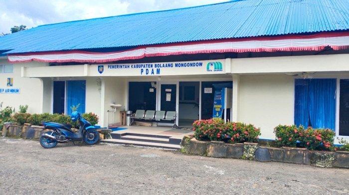 PDAM Bolmong Dapat 1.800 Sambungan Rumah Program MBR