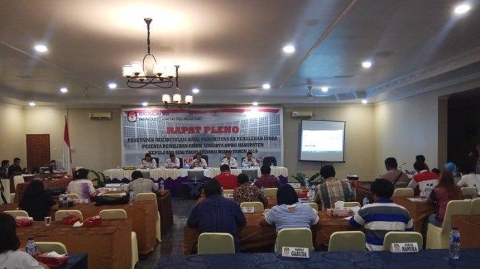 PDI  Perjuangan Genapkan Kemenangan Dengan Raih 4 Kursi di DPRD Sitaro Dapil III