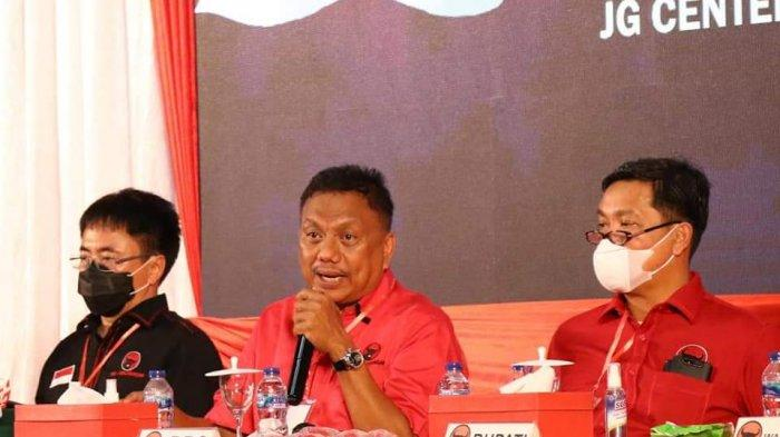 PDIP Sulut Tuntaskan Rakercab 15 Kabupaten/Kota, Lanjut Rakerda di Akhir Juni