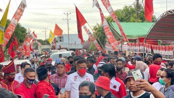 PDIP Bawa Sulut Melompat ke Depan, 10 Daerah Berhasil Dimenangkan