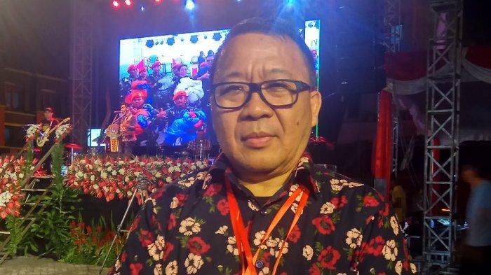 Pdt Lucky Rumopa, Ketua BPMJ Zaitun Mahakeret