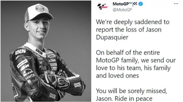 KABAR DUKA Pebalab Jason Duspasqueir Meninggal Dunia, Kecelakaan saat Kualifikasi Moto3 Italia 2021