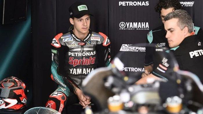 Hasil MotoGP 2021, Quartararo Menangkan Seri Portugal, Valentino Rossi Terjatuh, Marc Marcuez?