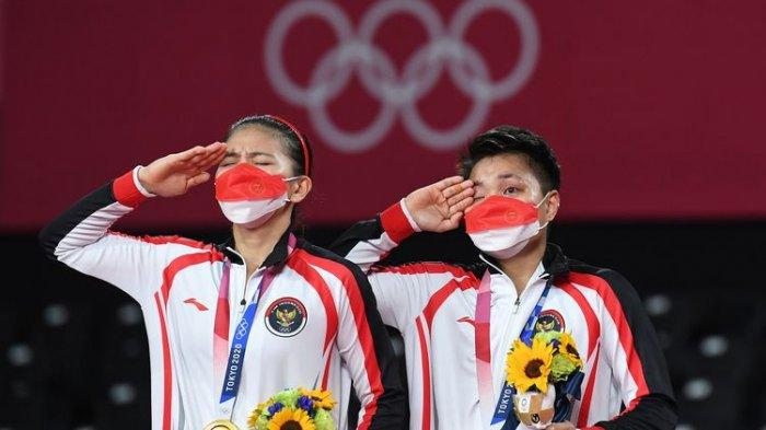 UPDATE Klasemen Akhir Badminton Olimpiade Tokyo 2020: China Jadi Juara Umum, Indonesia Peringkat 3