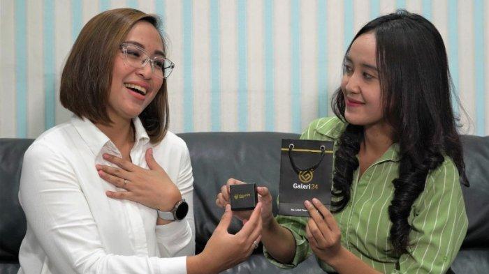 Cicil Perhiasan, Pegadaian Mudahkan Masyarakat untuk Berbagi Hadiah Lebaran