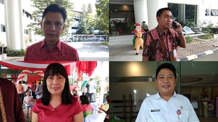 Pejabat Pemprov Kans Kuasai Bursa Calon Sekda, Mencuat 3 Kepala Biro Setda Sulut