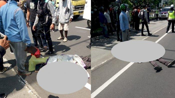 Kecelakaan Maut, Seorang Pelajar Tewas Ditabrak Bus Transjakarta, Korban Nyebrang Begitu Saja