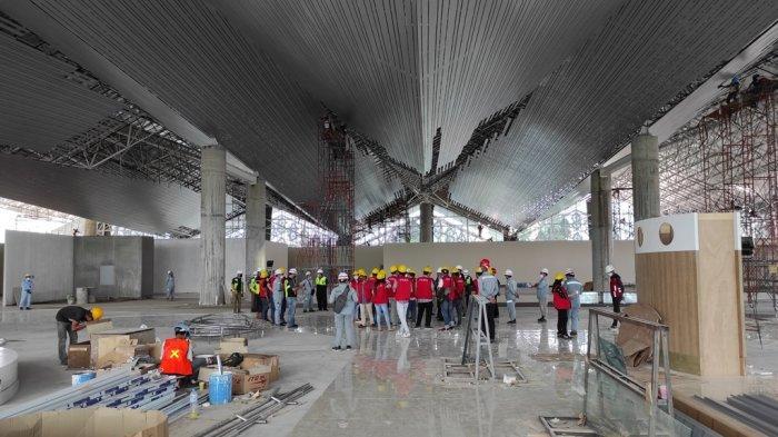 Olly Dondokambey Target Terminal Baru Bandara Sam Ratulangi Rampung Maret, Bakal Diresmikan Jokowi
