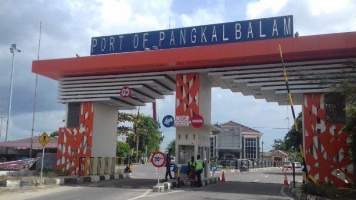Tak Ada Kapal, Rosidin Terpaksa Nginap di Pos Pelabuhan, Hanya Pasrah Gaji Telat Masuk