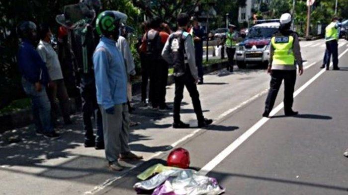 Kecelakaan Maut Tadi Siang, Pelajar Tewas Tertabrak Bus Transjakarta, Saksi: Korban Ingin Nyeberang