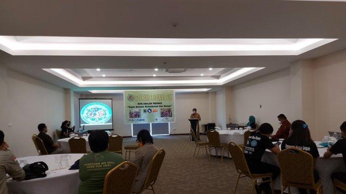10 Tahun Program Pendidikan Konservasi Tangkoko, Beri Apresiasi kepada Perintis PKT