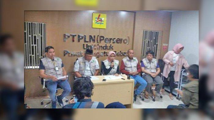 Pelaksana Tugas Direktur Utama PLN Sripeni Inten Cahyani Minta Maaf dan Sampaikan Kronologinya