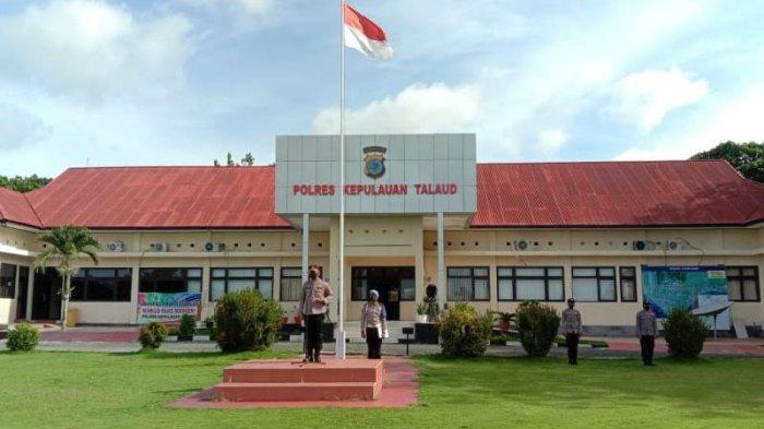 Kapolres Talaud Tekankan Netralitas Anggota dalam Pengamanan Pilkades 2021