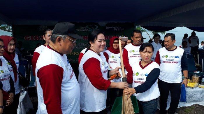 IAD Wilayah Sulut dan Kejati Dukung Gerakan Indonesia Bersih