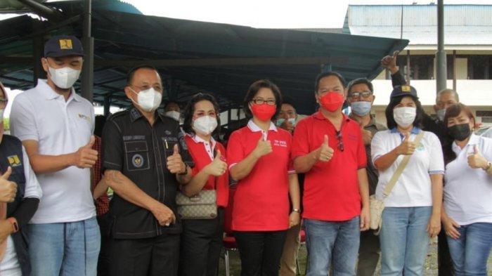 Sambut World Clean-up Day, Pemkot Tomohon Ikut Kegiatan Save Danau Sineleyan