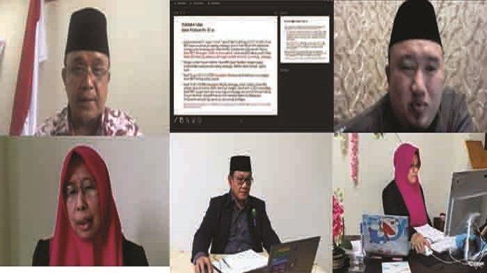 Pelaksanaan Kegiatan Kuliah Umum Fakultas Syariah IAIN Manado