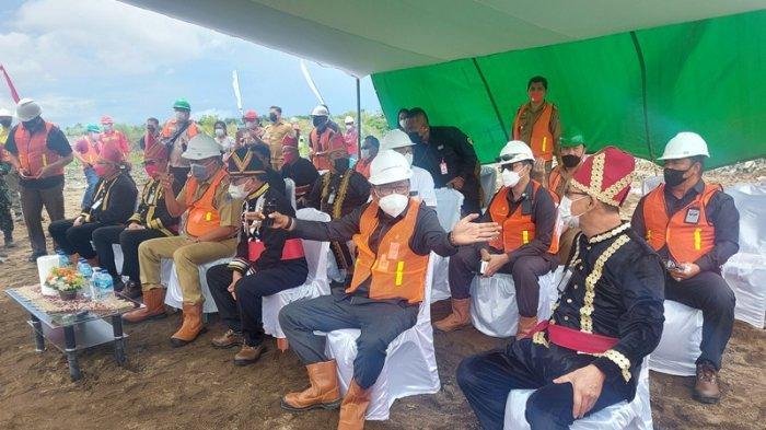 Pelaksanaan kesepakatan bersama Wali kota Bitung dan Bupati Minahasa Utara, melaksanakan Permendagri nomor 58 tahun 2015. Tentang Batas Daerah Kota Bitung dan Kabupaten Minahasa Utara