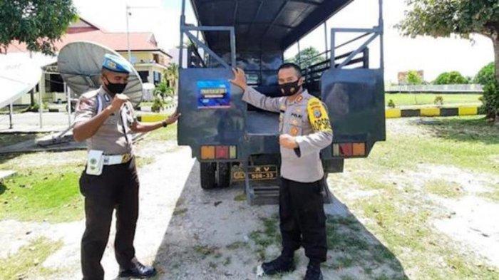 Belasan Ribu Pelanggar Protkes Covid -19 di Talaud Terjaring Ops Yustisi Polres