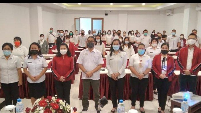 Tutup LPPD, Pemkot Tomohon Optimis Pertahankan Capaian Kinerja