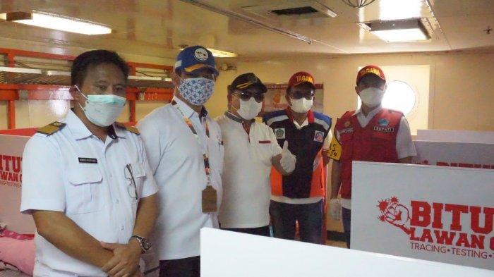 Wali Kota Maurits Mantiri Merinding Saat Pre Launching KM Tatamailau di Pelabuhan Bitung