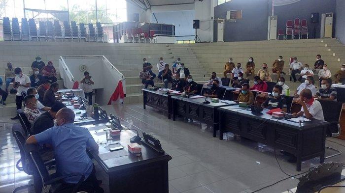 Tarif Rp 5 Ribu Tuai Protes Pedagang Pasar Pinasungkulan Sagerat Bitung