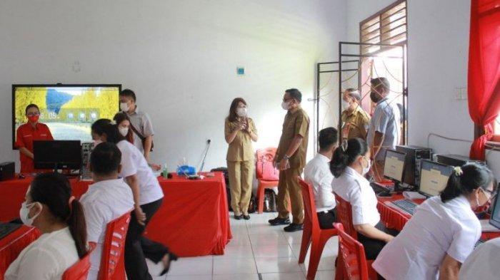 Guru Honorer di Kota Bitung Rosita Lentey Senang Ikut Seleksi Kompetensi P3K