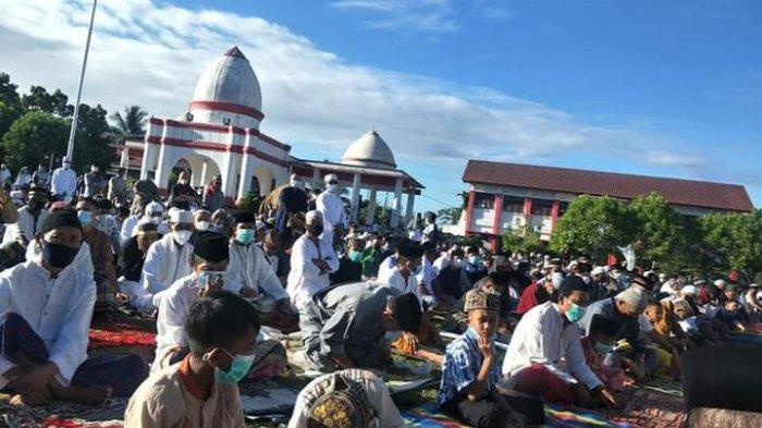 Malam Takbiran dan Sholat Idul Adha di Bolsel Diizinkan