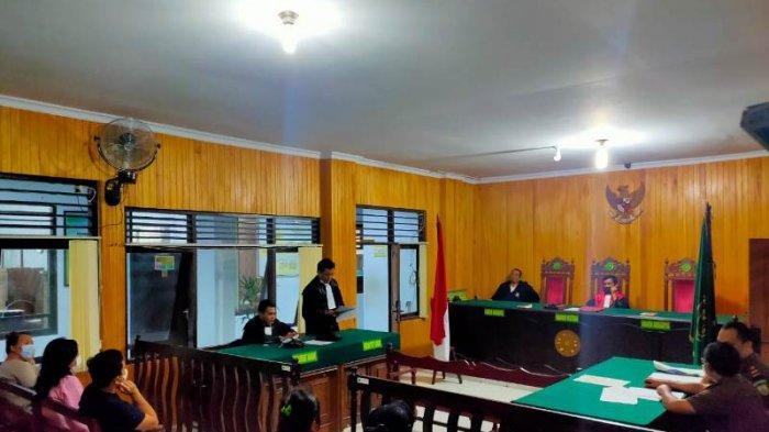 Ini Kesimpulan Pemohon dan Termohon di Sidang Praperadilan Kasus di Dinas PMPTSP Bitung
