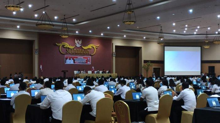 Pengumuman SKD CPNS Sitaro Diperkirakan Awal November 2021