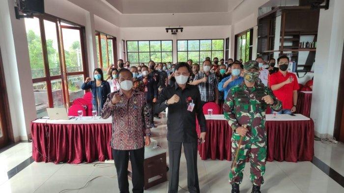 Pemkot Tomohon Sosialisasikan Pembinaan Organisasi Kemasyarakatan