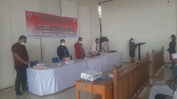 FKUB Tomohon Gencar Sosialisasikan Peran Tokoh Agama Dalam Menyikapi Pandemi Covid-19