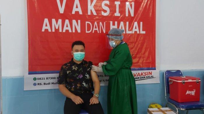 Vaksinasi Tahanan KPK Tuai Polemik, Banyak Tak Setuju, Satgas Covid-19 Beri Penjelasan