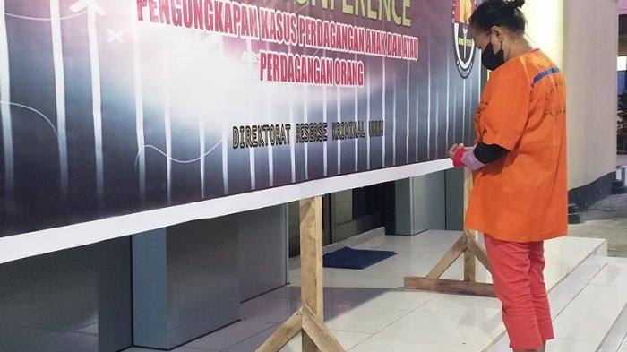BREAKING NEWS Dukun Beranak di Wanea Manado Ditangkap Polisi, Diduga Jual Bayi