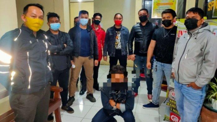 Karena Tersinggung, DT Aniaya Warga Talete Satu Kota Tomohon, Pukulan Mendarat di Pelipis Korban