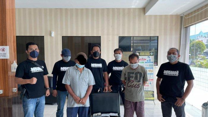 Terlibat Judi Togel, Tiga Warga Kembes Minahasa Ditangkap Polresta Manado