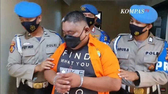 Pelaku Penembakan 4 Orang di Kafe daerah Cengkareng, <a href='https://manado.tribunnews.com/tag/bripka-cs' title='BripkaCS'>BripkaCS</a>