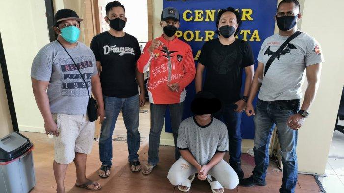 Pelaku Penikaman di Karame Ditangkap Polresta Manado