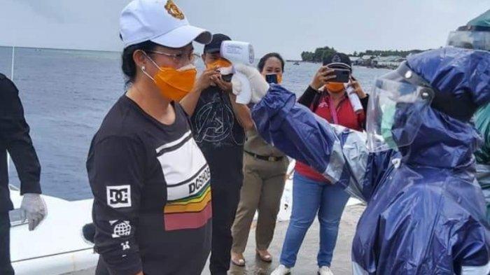Akses Masuk Sitaro Ketat, Pelaku Perjalanan Wajib Tunjukan Hasil Rapid Tes dan Isolasi
